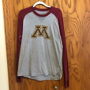 UMN long sleeve!